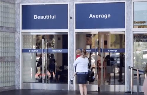 Beautiful or Average - Would you choose Beautiful?
