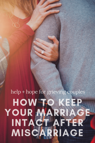 How to keep your marriage intact after miscarriage - Adriel Booker on Relevant Magazine online