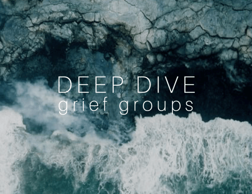 June Deep Dive grief group with Adriel Booker