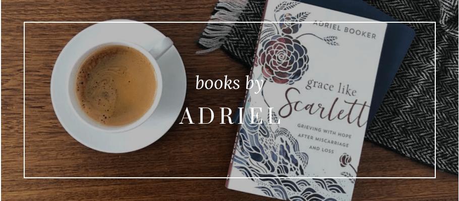 books by adriel booker