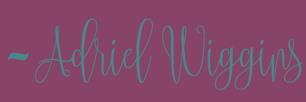 Adriel Wiggins Author Services and Consulting