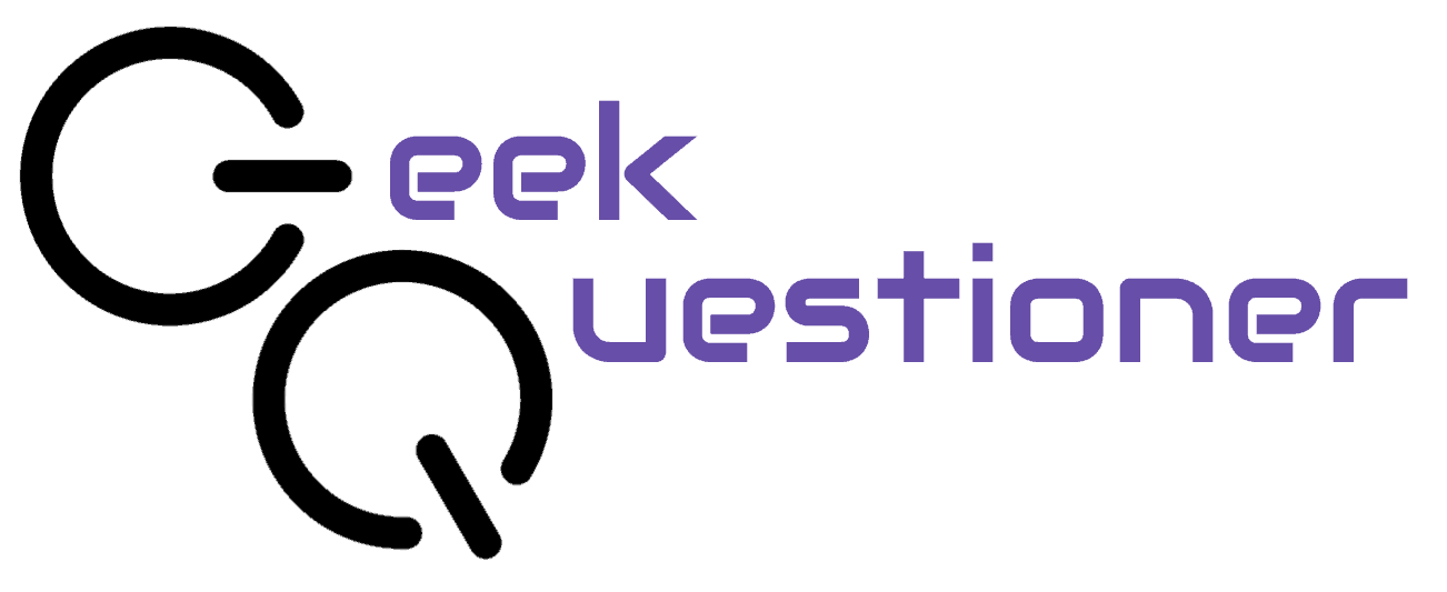 Geek Questioner Podcast