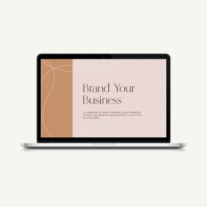 Brand Your Business