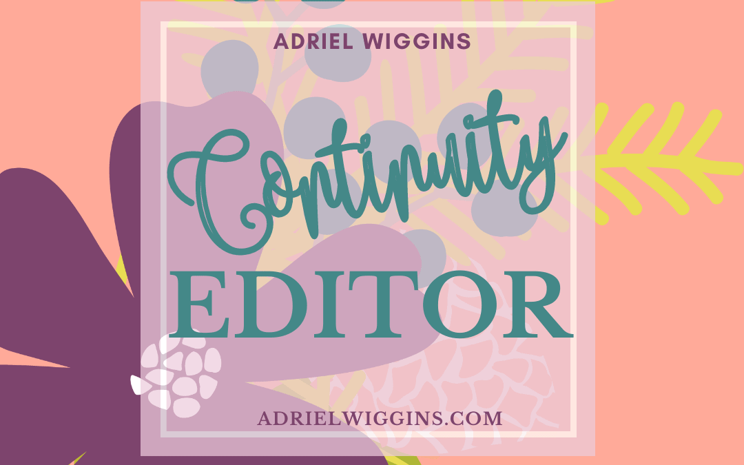 The Beginner's Guide to Continuity Editing 📚