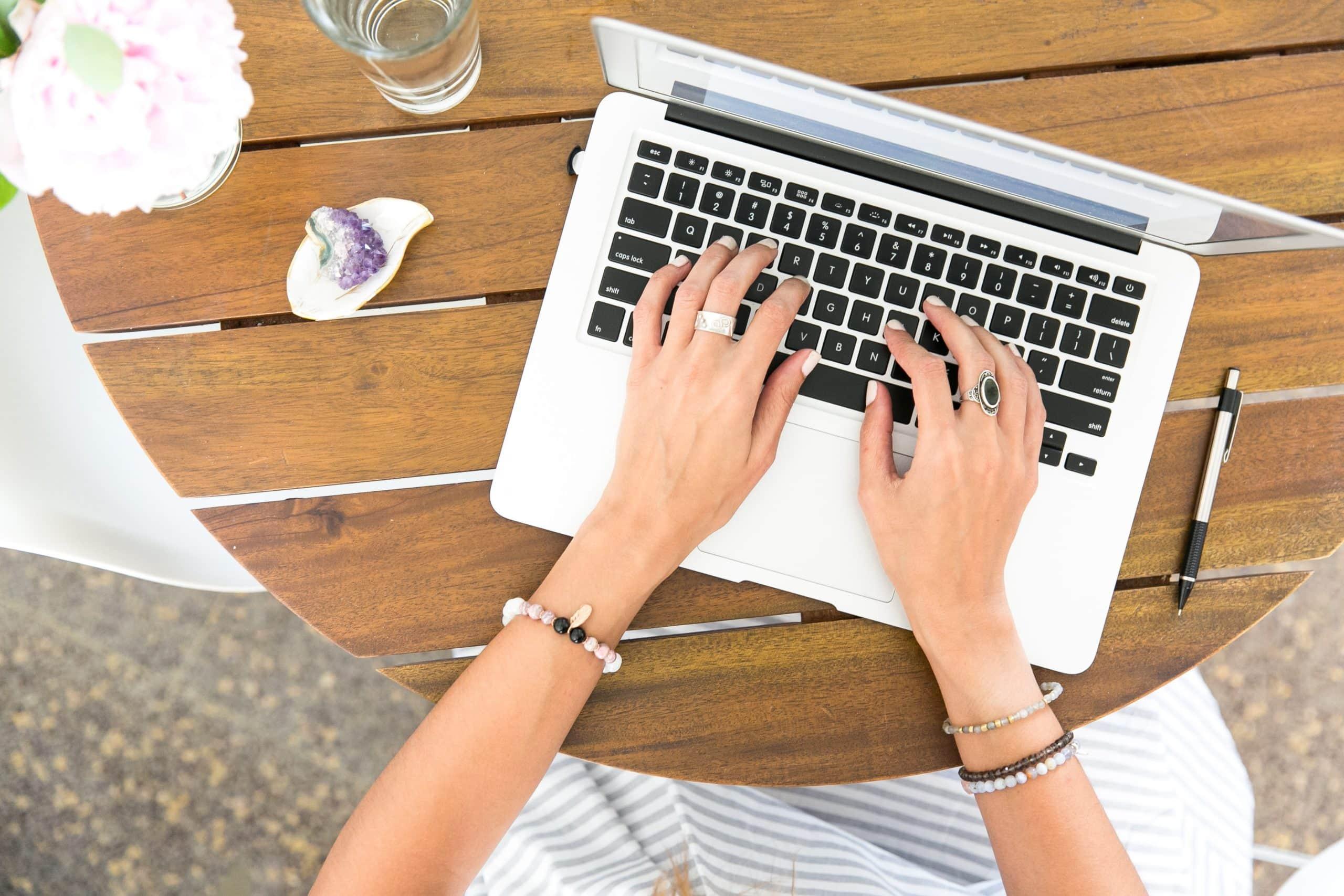 Establish a Writing Routine