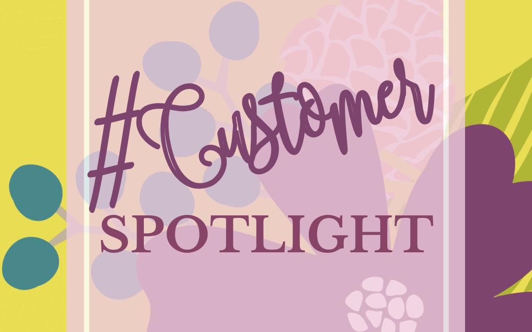 Customer Spotlight: Sara Rosett