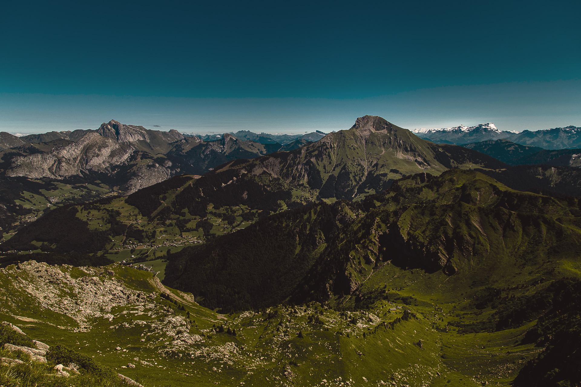 Paysages de la Haute-Savoie