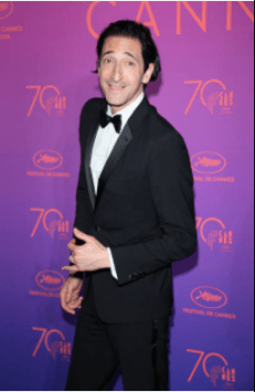adrien brody cannes 2017 - 030