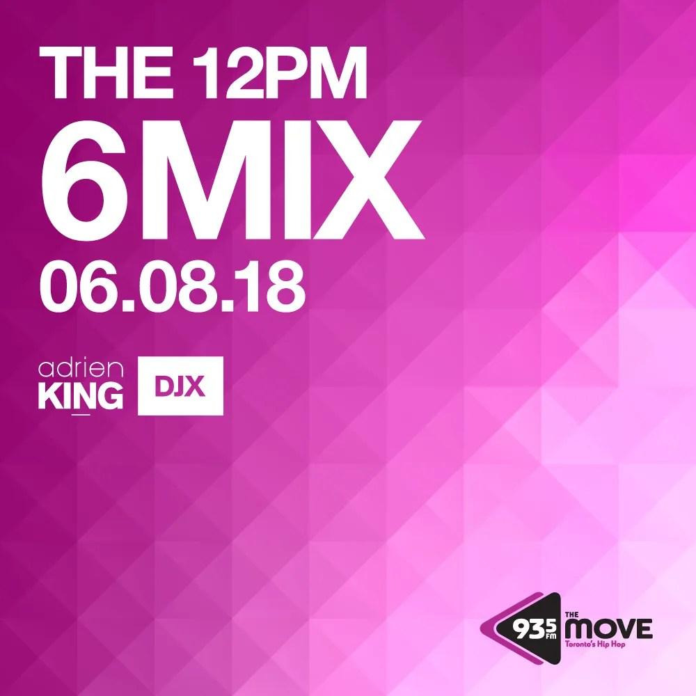 Adrien king djx part 3 djx 935 the move 12pm 6 mix june 8 2018 izmirmasajfo