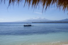looking back on Gili Air and Lombok