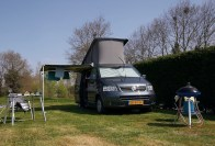 Camping in Drenthe, North Holland