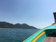 Approaching Ko Libong