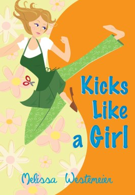 Kicks Like a Girl Book Cover