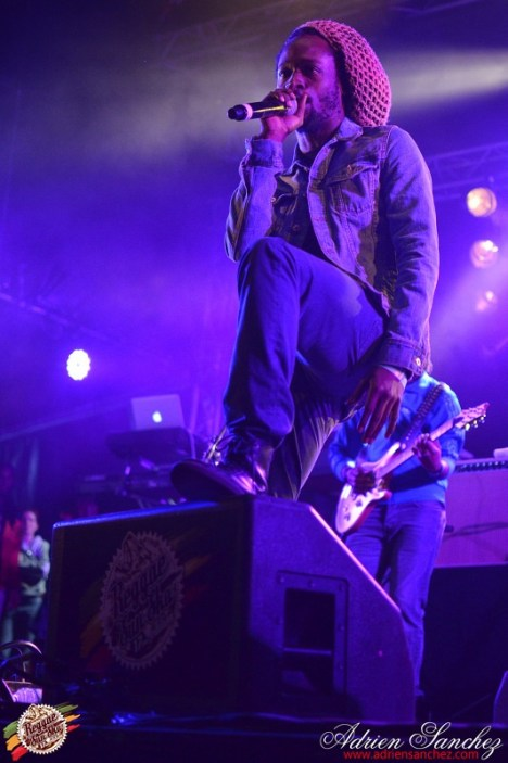 Photo Reggae Sun SKA 2014 Bordeaux RSS17 photographe adrien sanchez infante Chronixx Jesse Royal (29)
