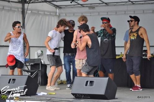 Photo Sunset saison festival 2015 l'escale tropicale ovakoum dyami jouvence tourne l'oeil rap la teste de buch photographe adrien sanchez infante bassin d'arcachon (37)