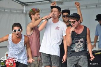 Photo Sunset saison festival 2015 l'escale tropicale ovakoum dyami jouvence tourne l'oeil rap la teste de buch photographe adrien sanchez infante bassin d'arcachon (5)