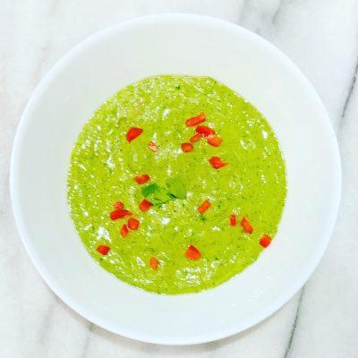 Creamy Chimichurri Sauce