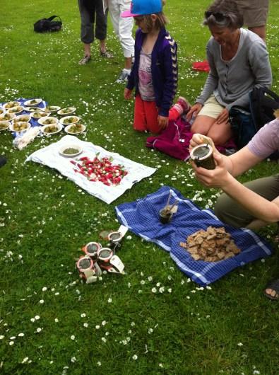 Byhøst spread, Valby Park