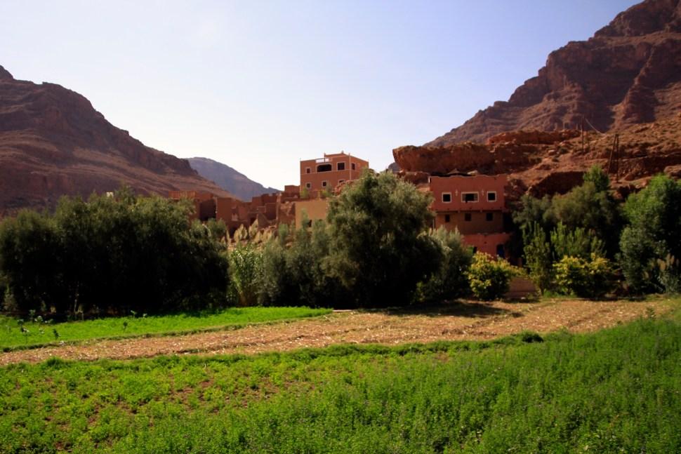 Toudgha el Oulia, un havre de paix dans les montagnes