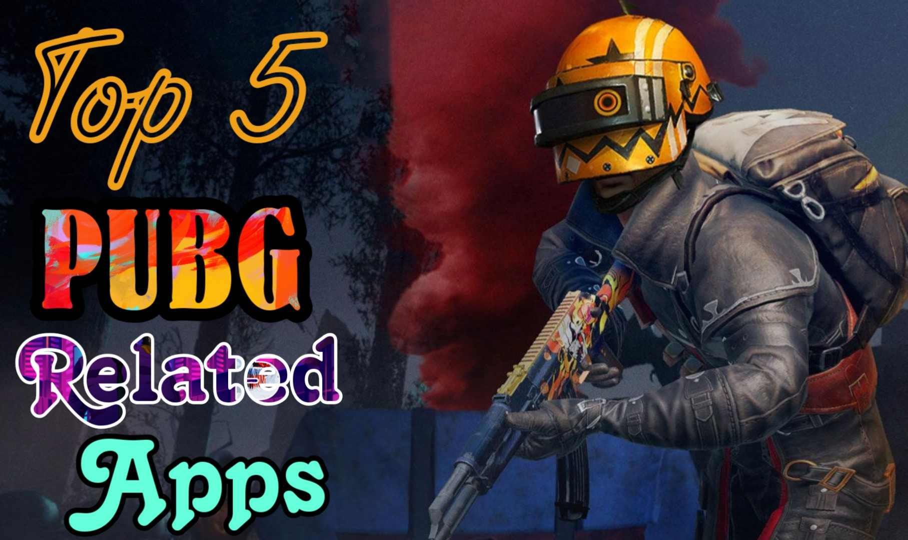 Top 5 PUBG Mobile Game Related Apps