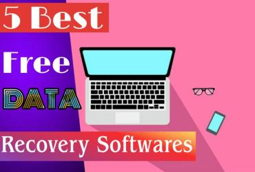 5 Best Free Data Recovery Softwares For Hard Drive Pen Drive