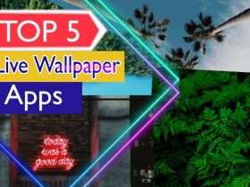 5Best Live Wallpaper Apps for Android