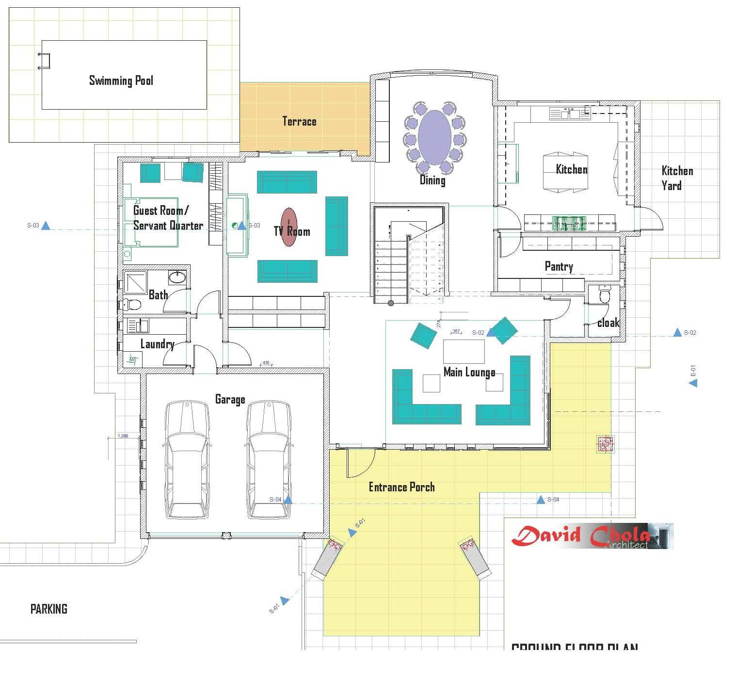kenya modern house design Modern House