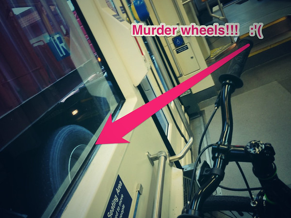 Murder Wheels of 18-Wheeler