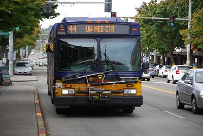 Ballard to Bellevue to Redmond to Seattle to Ballard, Done! (1/6)