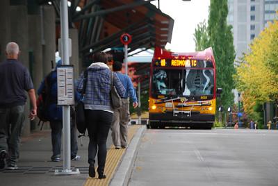 Ballard to Bellevue to Redmond to Seattle to Ballard, Done! (4/6)