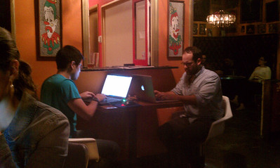 Ruby on Rails Meetup at Cafe Racer