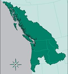 The Cascadia Region