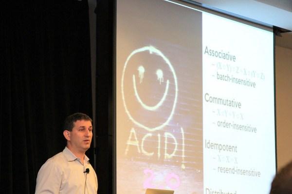 Talking ACID. Absolutely great talk by Joseph Hellerstein, Professor, UC Berkeley