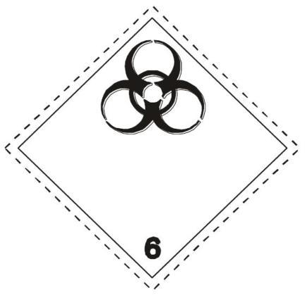 6.2 - Fertőző anyagok