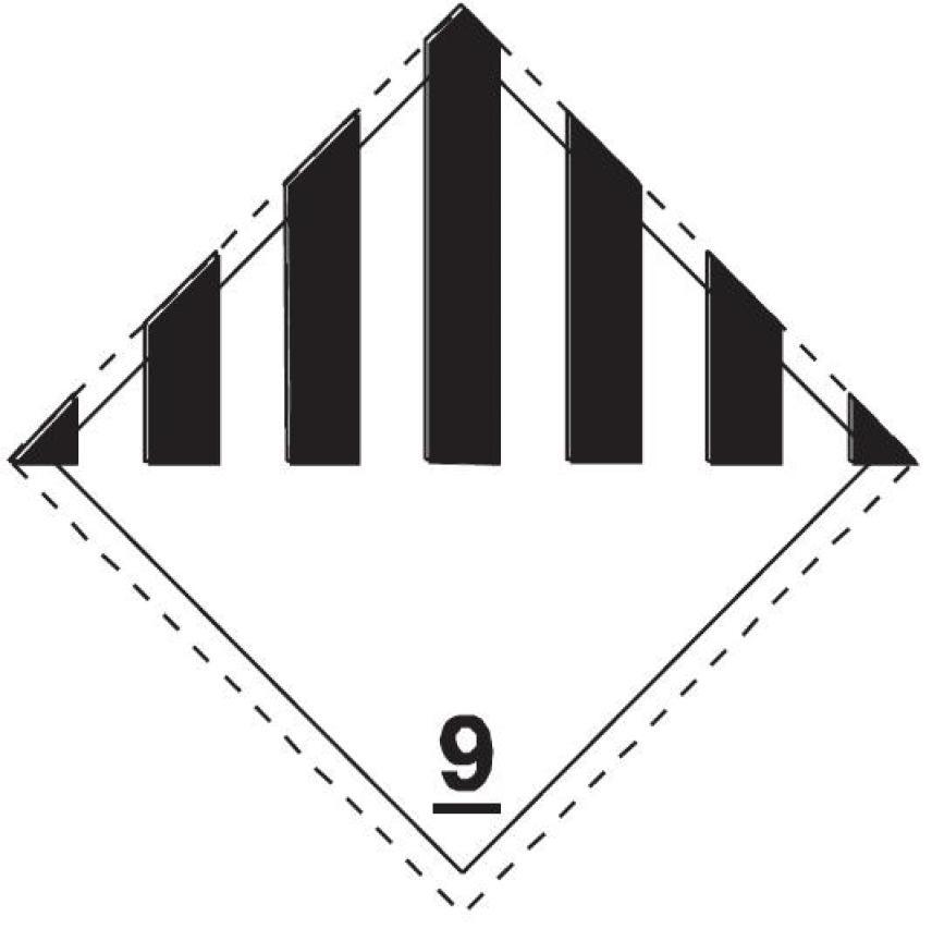 9 - Különféle veszélyes anyagok és tárgyak