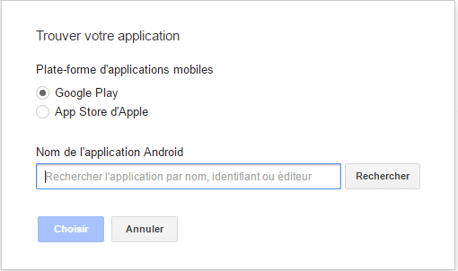 Paramètre_campagne_universelle_application