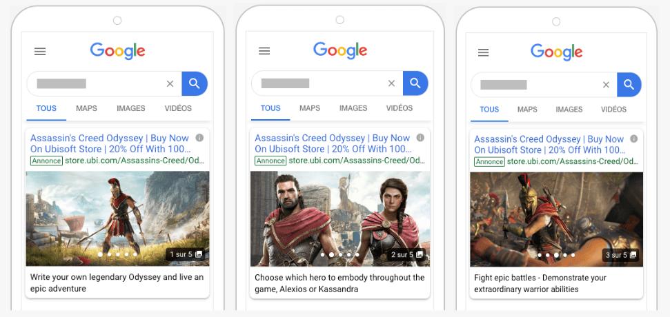 Gallery Ads - Ubisoft