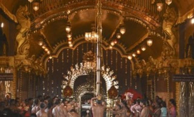 வரலாற்று சிறப்பு மிக்க நல்லூர் கந்தசாமி ஆலயத்தின் கொடியேற்ற மஹோற்சவம் 6