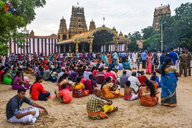 நல்லூர் கந்தசுவாமி ஆலய 16 ம் நாள் உற்சவம் 2
