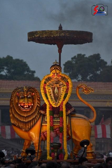 நல்லூர் கந்தசுவாமி ஆலய 16 ம் நாள் உற்சவம் 8