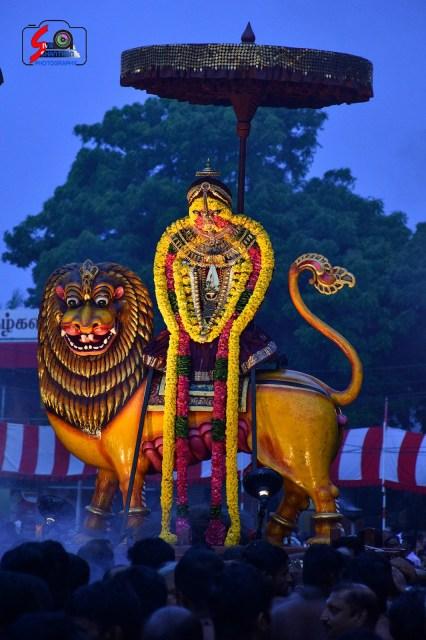 நல்லூர் கந்தசுவாமி ஆலய 16 ம் நாள் உற்சவம் 12