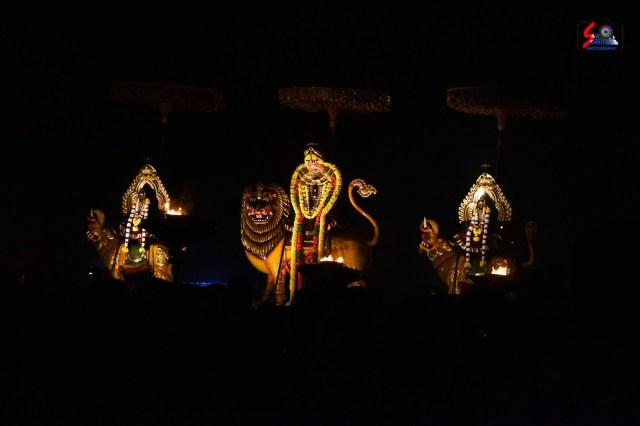 நல்லூர் கந்தசுவாமி ஆலய 16 ம் நாள் உற்சவம் 15