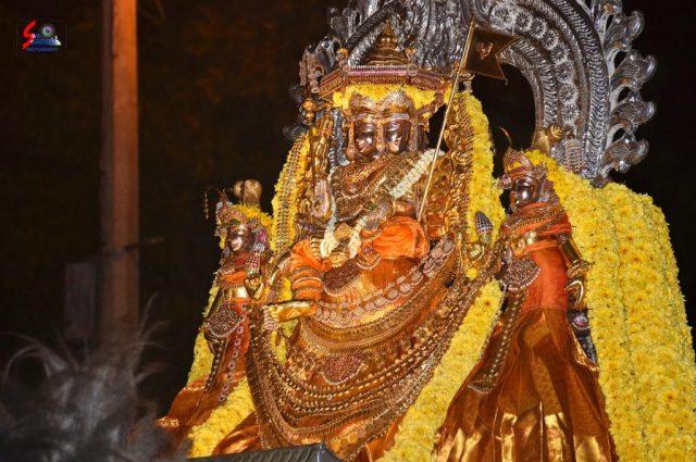 நல்லூர் கந்தசுவாமி ஆலய 18 ம் நாள் உற்சவம் 18