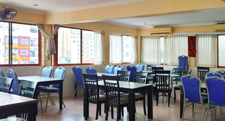 56 Rooms hotel building for rent – Boeung Prolit area