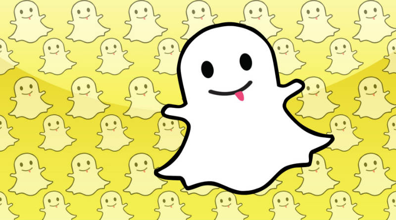 Espectacular aumento de usuarios de Snapchat en sólo tres meses