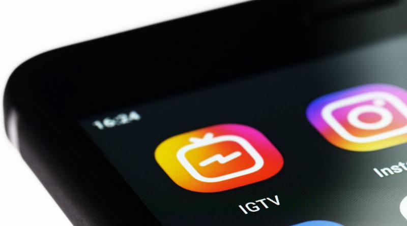 Instagram añade stickers de contenido de marca en IGTV