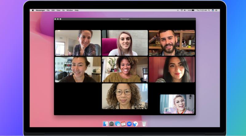 Facebook lanza Messenger para hacer videollamadas desde el ordenador