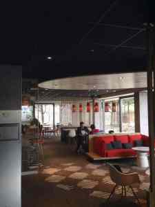 Commercial Electrician - Lighting At Lounge