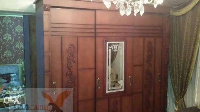 غرفة نوم زان ادفع 1250 وقسط حتي 15 شهر الغرفة بدون اي خامات سوقي نهاا