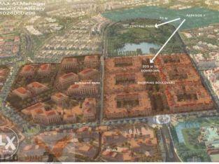 فيلا ب ميفيدا للبيع التجمع الخامس باجمالي مساحة 570 م